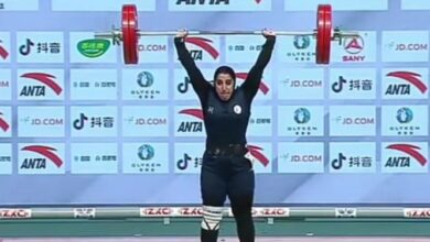 Photo of مسابقات وزنهبرداری بانوان آسیا/ حسینی و باجلانی در دسته ۸۱ کیلوگرم پنجم و ششم شدند