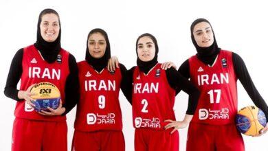 Photo of بسکتبال کسب سهمیه المپیک/ شکست زنان ایران در گام نخست
