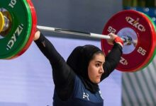 Photo of وزنه برداری جوانان جهان/ هشتمی باجلانی در رقابت دسته ۷۶ کیلوگرم بانوان