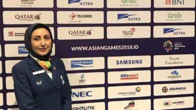 Photo of المپیک توکیو/ قضاوت داور بانوی ایرانی تنیس روی میز در نیمهنهایی