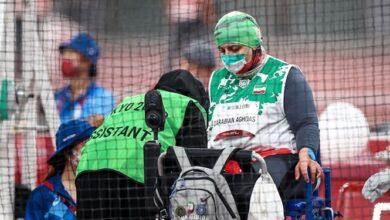 Photo of پارالمپیک توکیو/ ششمی دارابیان در پرتاب دیسک