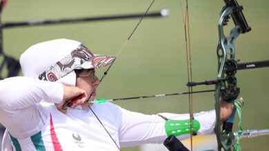 Photo of پارالمپیک توکیو/ کماندار بانوی کشورمان یک قدم به مدال نزدیک تر شد